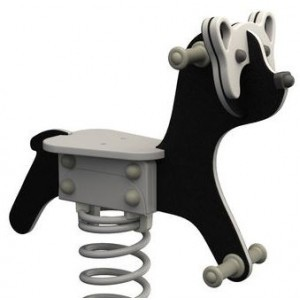 Springtoy Rocker Panda