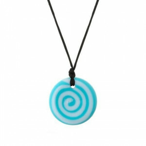 Chewigem Chewing Pendant – Whirlpool Button