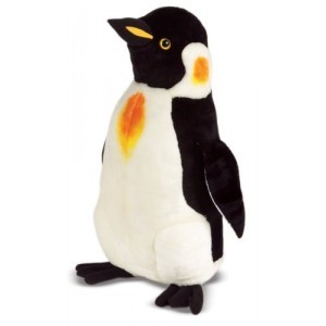 Big plush penguin Eldon