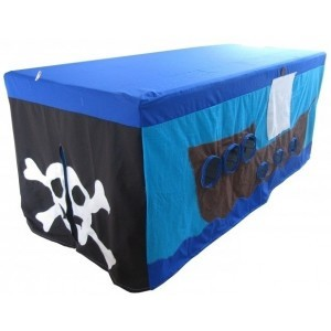 Tabletent Pirate (table size up to 1.5m)