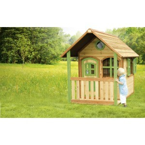 Wooden Playhouse Alex - Axi (A030.035.00)