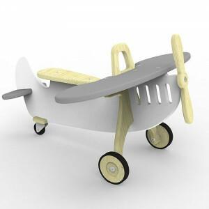 Airplane Rider Marian Grey