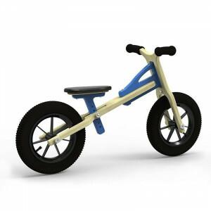 Balance bike Antek Blue