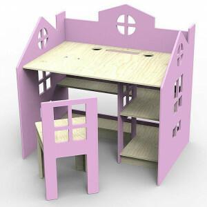 Princessa Pink Desk