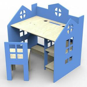 Princessa Blue Desk