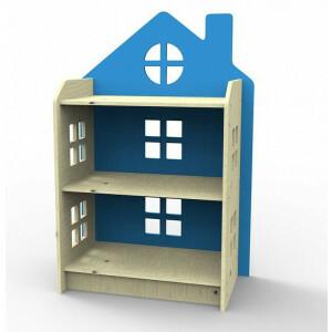 Shelf-house Suzy Blue