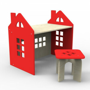 Desk-home KAYTEK Red