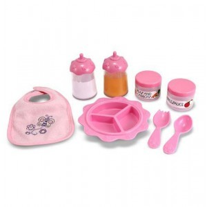 Dolls Nutrition Set - Melissa & Doug (14888)