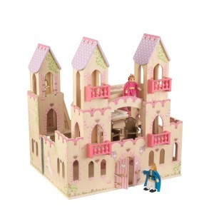 Princess Castle Dollhouse - Kidkraft (65259)