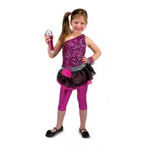 Dress up clothes Rock Star - Melissa & Doug (18506)