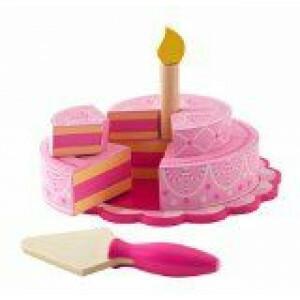 Pink Tiered Celebration Cake - Kidkraft (63382)