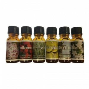 Essential Aroma Oils – Kit of 6 Fragrances for Aromatherapy