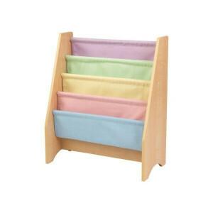 Sling Bookshelf (pastel) - Kidkraft (14225)