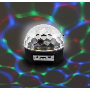 Disco Ball With Speakers