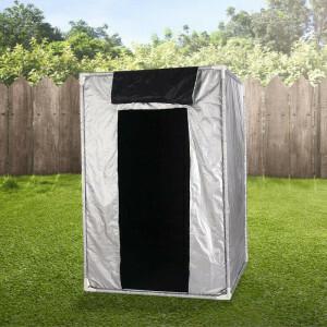 1.2m x 1.8m Dark Den Tent – Giant