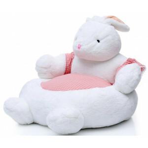 Kids Plush armchair Sheep 208 White / Gray - Kayoom (kayoom-5)