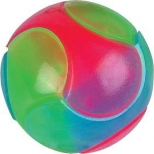 Sensory Colourful LED Light Up Spectra Strobe Ball for Sensory Play