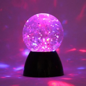 Sensory Glitter Waterball Light