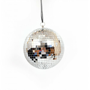 Small Disco Mirror Ball Sensory/Party 4 Inch