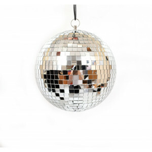 Medium Disco Mirror Ball Sensory/Party 6 Inch