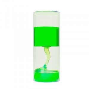 Mini Sensory OOZE Tube Liquid Timer UV Effect