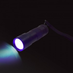 UV LED Torch – Small