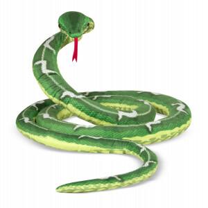Large Plush Snake Nagini - Melissa & Doug (18841)
