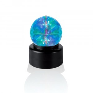 Kaleidoscope Lamp Rotating Crystal Ball