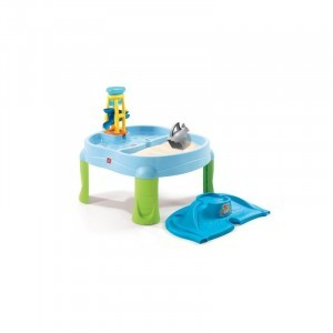 Splash & Scoop Bay Sand and Water Table - Step2