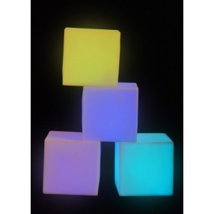 Colour Changing Mood Blocks (pack 4 )