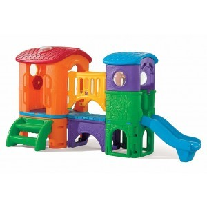 Playground Device Clubhouse Climber Multicolor - Step2 (802300)
