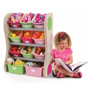 Fun Time Room Organiser (Pink) - Step 2 (ST827400)