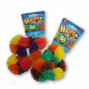 Sensory Tactile Tangle Hairy Fidget Toy