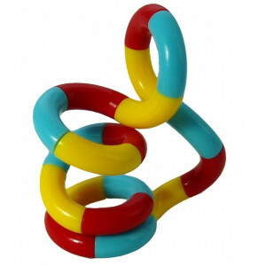 Original Tangle Tactile Sensory Fidget Toy for ADHD and Autism