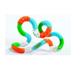 Tangle Textured Junior – Tactile Sensory Fidget Toy for ADHD and Autism