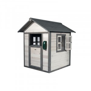 Lodge Playhouse (gray / white) - Sunny (C050.001.00)