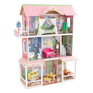 Sweet Savannah Dollhouse - Kidkraft (65851)