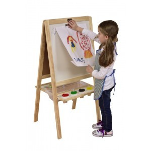 Tikk Tokk 4-in-1 Boss Easel - Liberty House Toys (TBE02N)