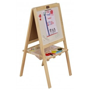 Tikk Tokk Boss Easel -junior - Liberty House Toys (TBE03N)