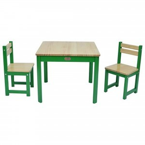 Boss Envy Table & Chair Set - Liberty House Toys (TBS03G)