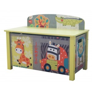 Kid Safari Big Toybox - Liberty House Toys (TF4820)