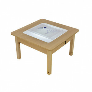 Light Box Discovery Table