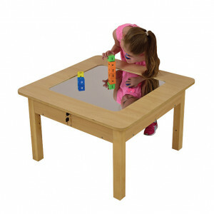 Mirror Discovery Table