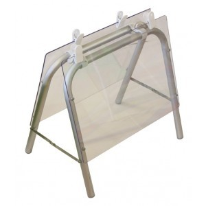 Tikk Tokk Aluminium Table Top Easel - Liberty House Toys (TME61C)