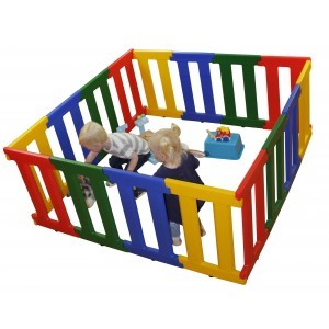 Tikk Tokk Nanny Panel Playpen Extension - Liberty House Toys (TNP81C)