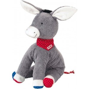 Tomato the sitting Donkey XL - Käthe Kruse baby