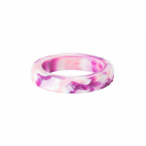 Chewigem Chewing Bangle – Pink Camo