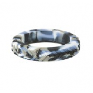 """Camo Tread Bangle """