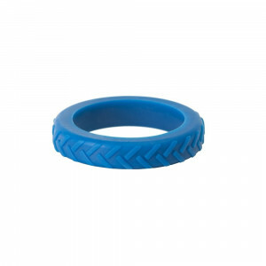 Blue Tread Bangle Sensory Chewing Toy