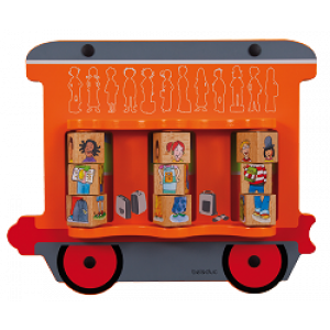 Trains Ella Wagon Children - Beleduc (23641)